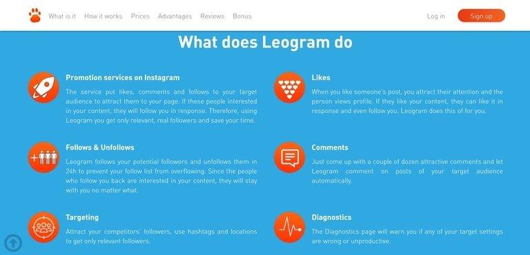 Leogram Reviews